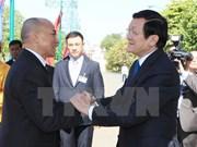 越南外交副部长胡春山:继续发展越柬传统友好团结关系
