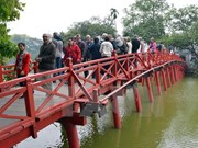2014年河内市接待国际游客量达300万人次