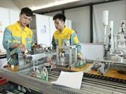 日本协助越南提升第43届世界技能大赛参赛选手职业能力