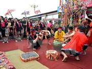 2014年第一次越南傣族文化节开幕
