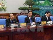 越南政府总理主持召开政府视频会议