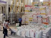越南2014年大米出口完成既定目标