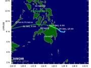 """台风""""蔷薇""""已在菲律宾南部生成"""