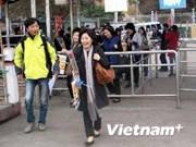 越南对一些国家公民实行15天免签的政策