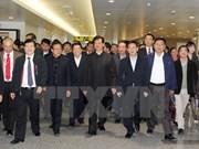 越南政府总理阮晋勇视察河内市重点工程施工进度