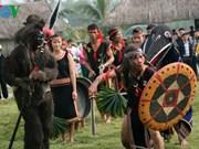 越南巴那族独具特色的求安节