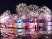旅居安哥拉越南人喜迎2015年新春
