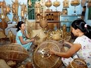 欧洲联盟协助越南实现手工艺品品牌可持续性发展