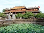 2015年元旦期间承天顺化省接待游客量达近6.5万人次