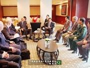 越南公安部与以色列国家安全总局加强合作