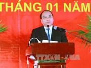越南河内市2015城市文明与交通安全年正式启动