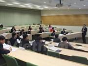 越南与新加坡分享公共行政管理经验