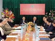 越南国家主席:青年先锋队英雄形象永远活在越南人民心中