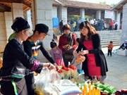 河江省2015年春季商品展销会正式开展