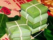 越南同奈省对外出口40吨粽子