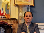 2014年越南对法出口总额达逾28亿美元
