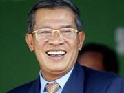 柬埔寨首相洪森称赞推翻红高棉政权胜利