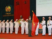 越南公安部长:河内市公安厅应充分发挥维护社会治安秩序主力军作用