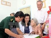 越南政府拨出4230亿越盾辅助优抚家庭过好春节