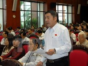 越南内政部部长阮伯青回国继续接受治疗