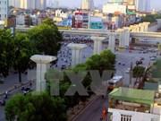 2015年河内市将努力将各重点交通项目投入运营
