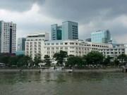 """越南胡志明市""""唤醒""""多条河流"""