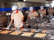 2015年越南增加食糖、盐类及禽蛋进口关税配额
