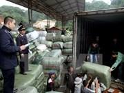 同奈省海关局力争2015年税收收入增加1万亿越盾的目标