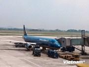 越南航空公司就驾驶员集体辞职事件举行新闻发布会