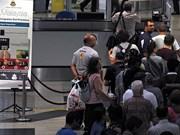 2014年马来西亚各机场旅客吞吐量达8330多万人次