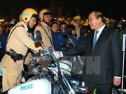 越南政府副总理:努力降低交通事故发生率减少死亡和受伤人数