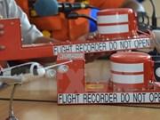 印尼捞起亚航失事客机第二个黑匣子首个黑匣子数据成功下载