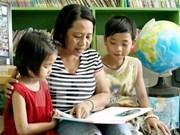越南注重提高儿童保护救助服务质量