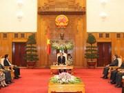 政府副总理黄忠海:大力促进湄公河资源可持续利用和管理