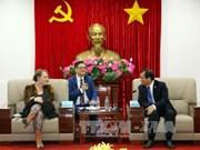 荷兰埃因霍温市将与越南平阳省加强各优势领域合作