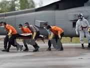 失事亚航客机:搜救队已打捞出51具遗体