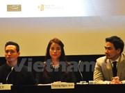 越南与意大利电影合作研讨会在意大利召开