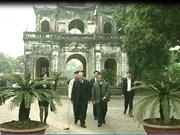 越南文体旅游部长黄俊英:兴安省需加大旅游促进充分开发铺宪遗迹潜力