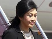 泰国前总理英拉出席弹劾案最后一轮听证