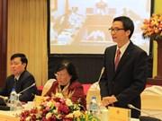 越南政府副总理武德澹:继续完善各项社会保障政策
