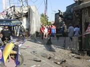 菲律宾南部发生汽车炸弹爆炸事件致1死48伤