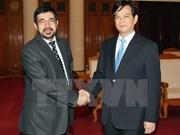 越南政府总理会见阿曼苏丹国新任驻越大使