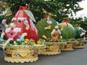 2011年越南南方水果节开幕