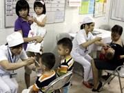 全国95%儿童得到补充维生素A的机会