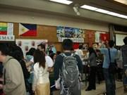 越南参加在日本举行的第6届东盟节