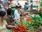 河内和胡志明市6月份的消费价格指数小幅增长