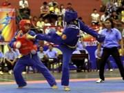 2011年第二届越武道国际锦标赛落下帷幕