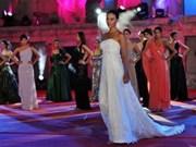越南窍氏玄庄荣获2011年亚洲最佳超级模特奖