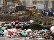 河内投资540亿越盾兴建4个废弃物倾废区