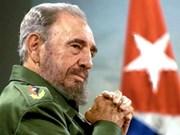 祝贺古巴领袖菲德尔·卡斯特罗85岁生日